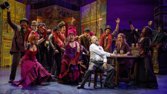 My Fair Lady at Vivian Beaumont Theater