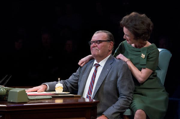 The Great Society at Vivian Beaumont Theater