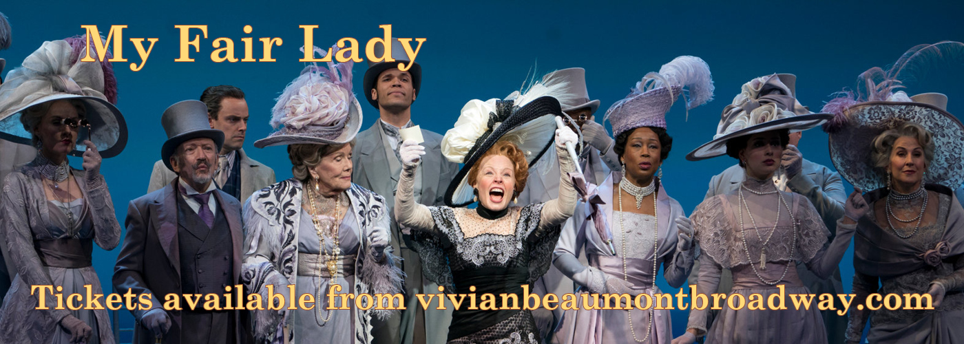 My Fair Lady broadway tickets