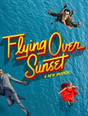 Flying Over Sunset at Vivian Beaumont Theater